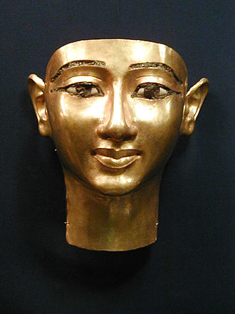 Tanis - Image: General Wendjebauendjed mask