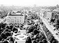 Georg Otsa matus Estonias Hotell Viru katuselt 1975.jpg