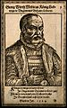 Georg Wirth (Wirtz). Woodcut by C. Maurer, 1587. Wellcome V0006326.jpg