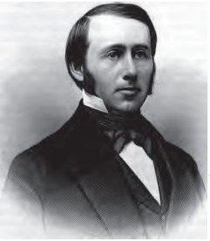 George H. Atkinson - George Atkinson in his early years.