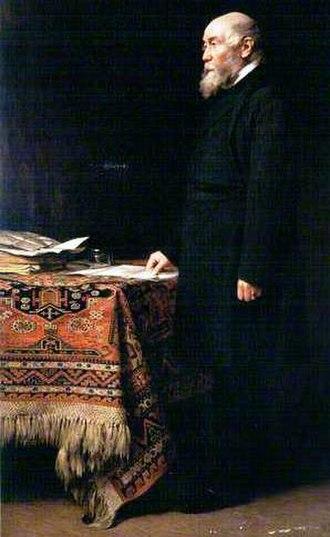 George Thompson (shipowner) - George Thompson by Sir George Reid