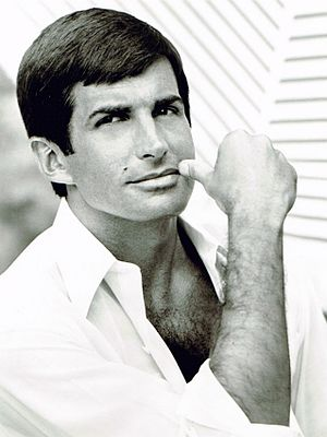 George Hamilton (actor) - Hamilton in a publicity photo, 1969