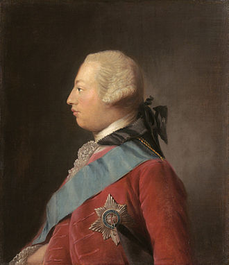 George III of the United Kingdom - Image: George III (by Allan Ramsay)
