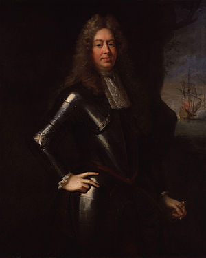 George Legge, 1st Baron Dartmouth - George Legge, 1st Baron Dartmouth, by John Riley