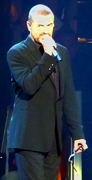 George Michael in 2011 at the Palais Nikaia fo...