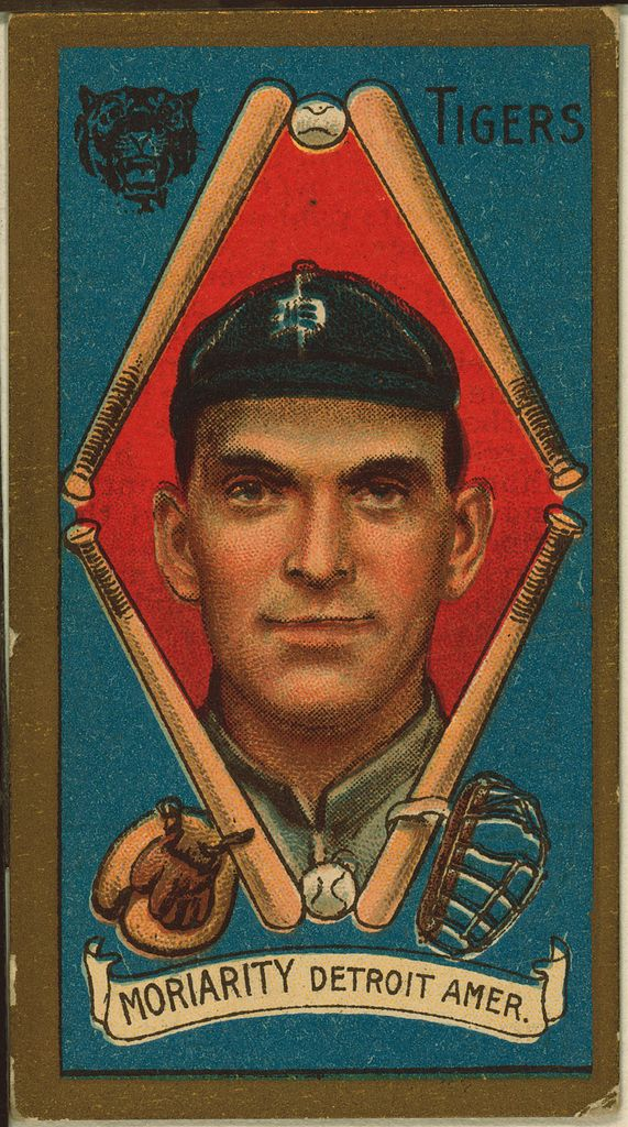 File:George Moriarty baseball card.jpg - Wikimedia Commons