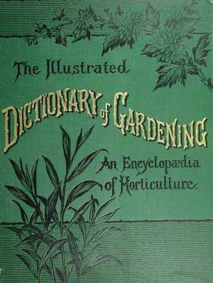George Nicholson (horticulturist) - Image: George Nicholson 00