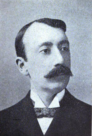 George P. Lawrence - Image: George P Lawrence Massachusetts Congressman circa 1908