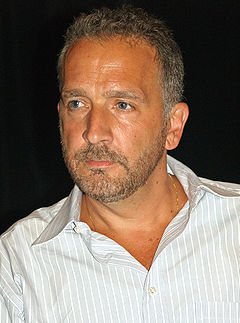 George Pelecanos podczas Brooklyn Book Festival