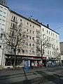 Gepixeltes Haus am Tegernseer Platz (Ecke Ichostraße) in München - panoramio (1).jpg