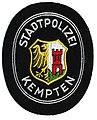 Germany - Stadt Polizei Kempten (defunct 1970s) (5340975004).jpg