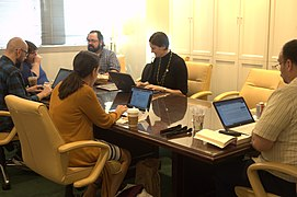 Getting to Know Your Archdiocese A Wikipedia Editing Workshop 9945.jpg