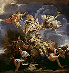 Giordano, Luca - Allegory of Prudence - 1680s.jpg
