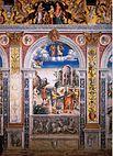Giovanni Maria Falconetto, Mantua, Palazzo d'Arco, Sala dello Zodiaco, Sign of Gemini.jpg