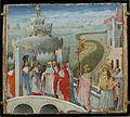 Giovanni di Paolo La Procession de saint Gregoire au chateau saint Ange.jpg
