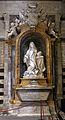 Giuseppe e bartolomeo Mazzuoli, monumento al gran maestro dei cavalieri di malta Marc'Antonio Zondadari, 1723-26.JPG