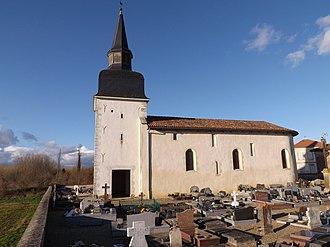 Préchacq-les-Bains - Image: Gleisa Preishac