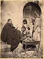 Gloeden, Wilhelm von (1856-1931) - n. 0004r - Frate e ciabattino - 1903.jpg