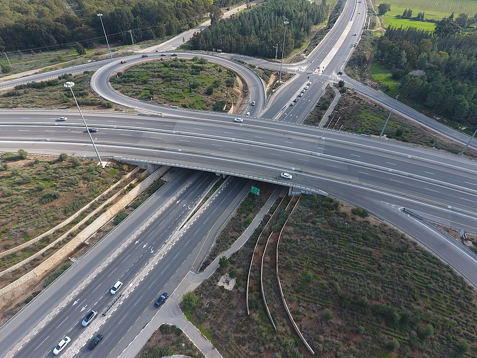 Golani interchange 0021