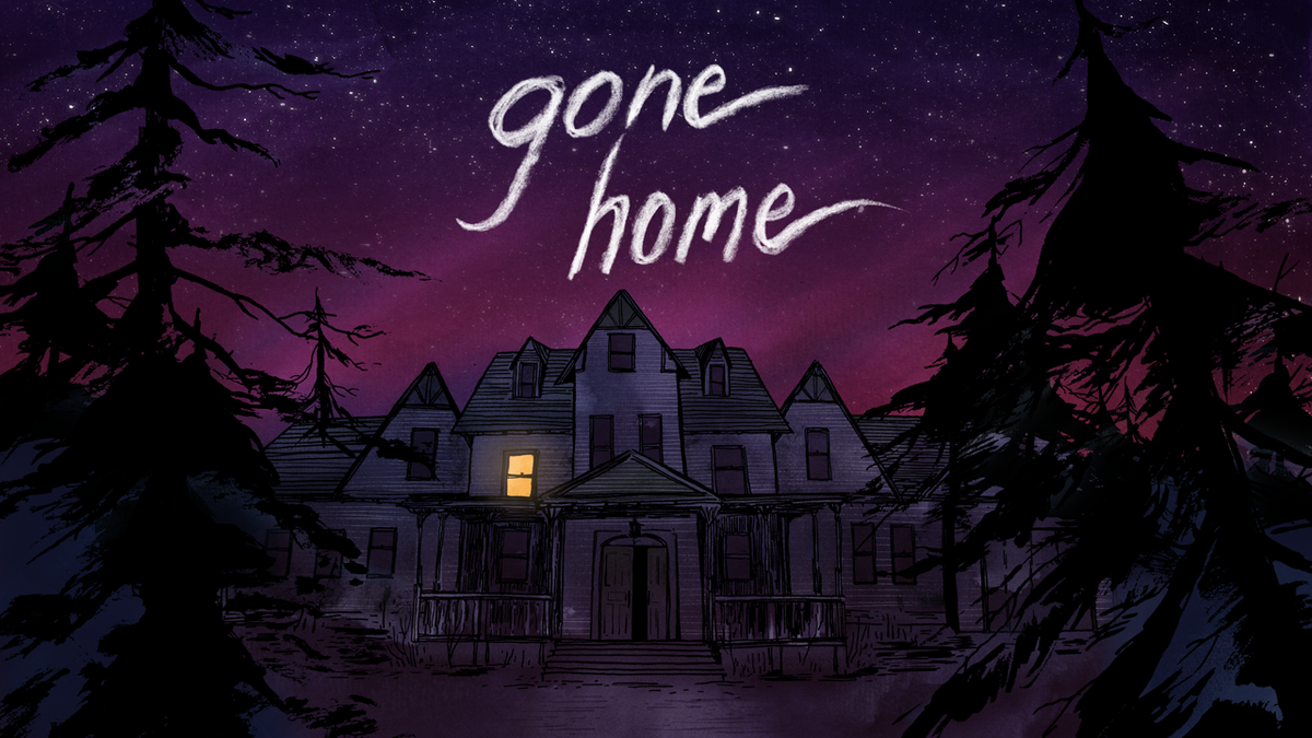 Gone Home - Wikipedia, la enciclopedia libre