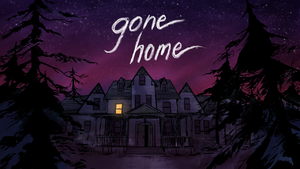 Emily Carroll - Image: Gone Home