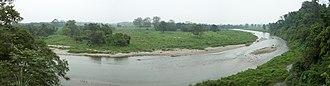 Gorumara National Park - Gorumara National Park Panorama