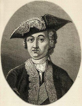 Gottlob Heinrich Curt von Tottleben - Count von Tottleben