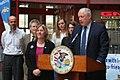 Gov. Pat Quinn with Richard Kosmacher and Sharon Feigon (3464027726).jpg