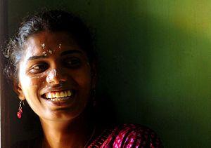 Grace Banu - Dalit and transgender activist Grace Banu from Tamil Nadu, India