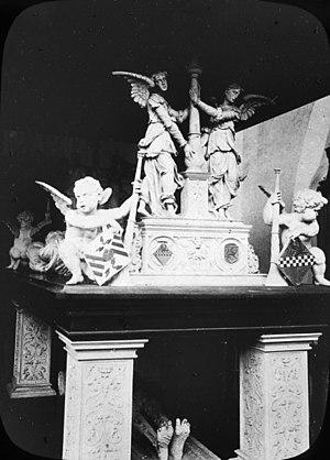 Reinoud III van Brederode - Image: Grafmonument van Reinout van Brederode Vianen 20415953 RCE
