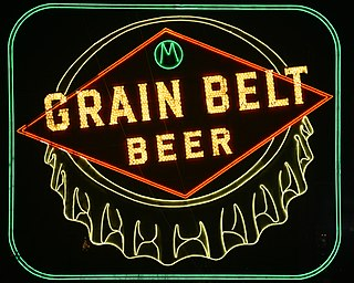 Grain Belt (beer) United States historic place