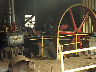 Grandchester Sawmills - Sawmill in 2015