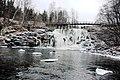 Grandfossen Waterfall near Lysaker, Norway - panoramio.jpg