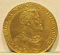 Granducato di toscana, zecca di firenze, cosimo I de' medici, oro, 1536-1574, 01.JPG