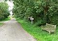 Grange Road, Carlton Curlieu - geograph.org.uk - 506198.jpg