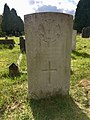 Gravestone of Private James William Turner of the 4th Battalion Welsh Regiment at Cathays Cemetery, May 2020.jpg