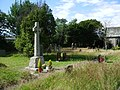 Graveyard, The Parish Church of St Mark, Dolphinholme - geograph.org.uk - 524853.jpg