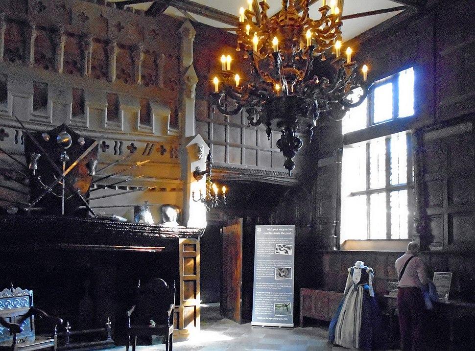 Great Hall, Speke Hall 1