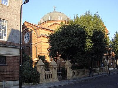 Καθεδρικός ναός της Αγίας Σοφίας (Λονδίνο)