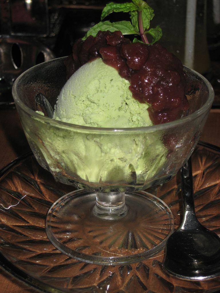 filegreen tea ice creamjpg wikimedia commons