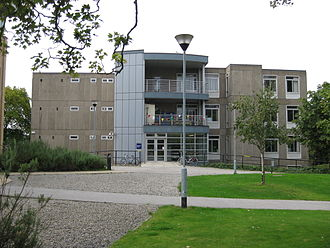 Vanbrugh College, York - Grimston House, Vanbrugh College