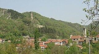 Grondona, Piedmont Comune in Piedmont, Italy
