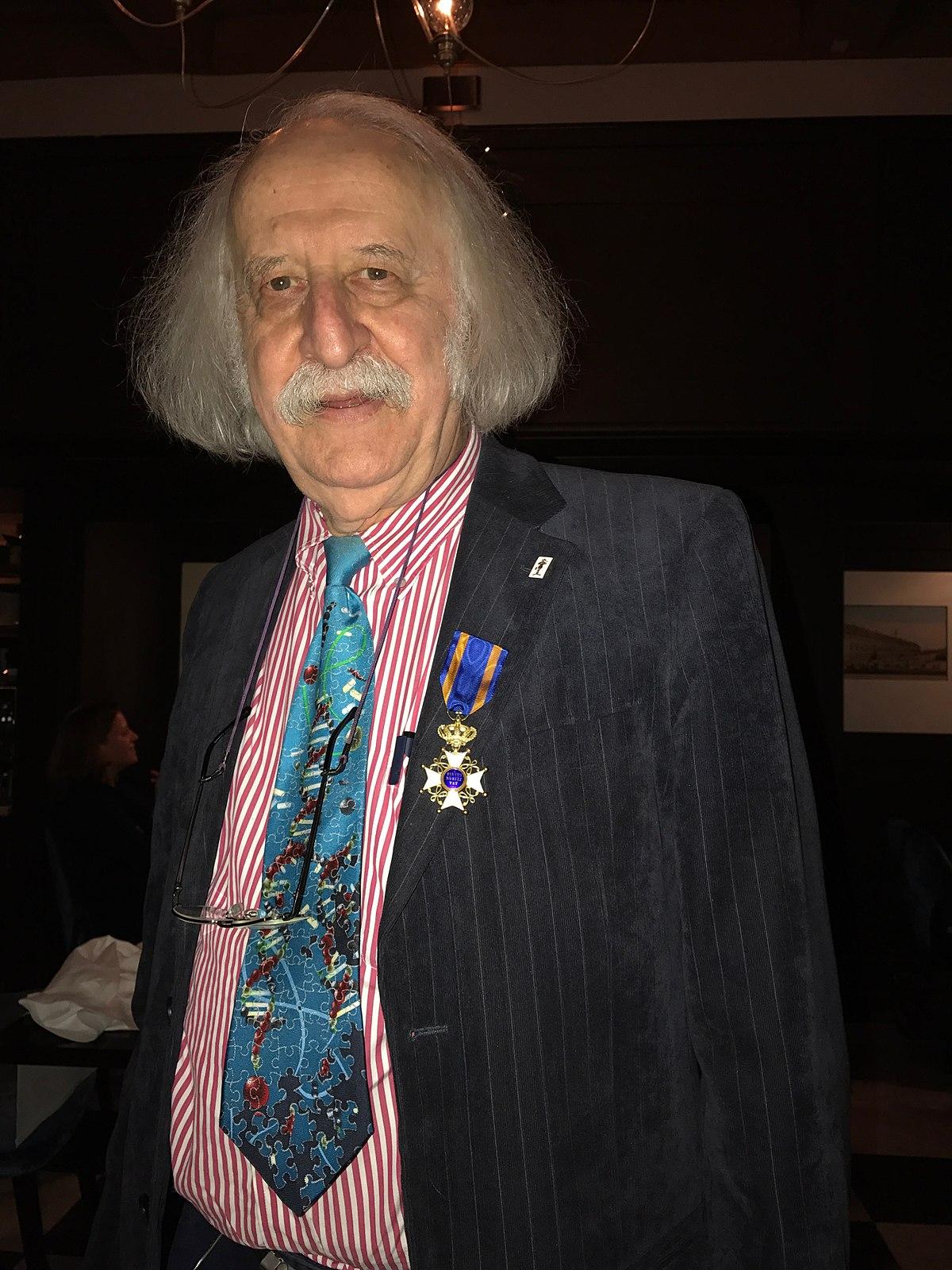 Grzegorz Rozenberg - Wikipedia