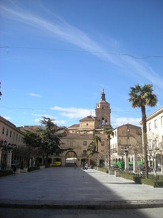 Guadix - Plaza de la Constitución