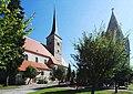 Guentherz 2010-08-21 0044 Pulkau Friedhof Kirche.jpg