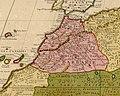 Guillaume Delisle Morocco 1707.jpg