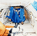 Guion Bluford Experiences Weightlessness on the KC-135 - GPN-2002-000148.jpg