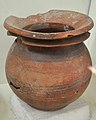Gupta Ware - Sonkh - Showcase 6-15 - Prehistory and Terracotta Gallery - Government Museum - Mathura 2013-02-24 6474.JPG