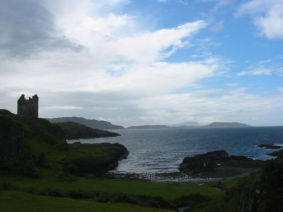 gylen castle is located - photo #35