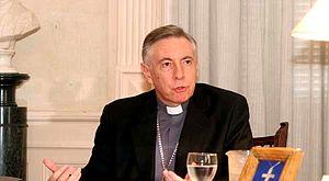 Héctor Aguer - Bishop Héctor Aguer